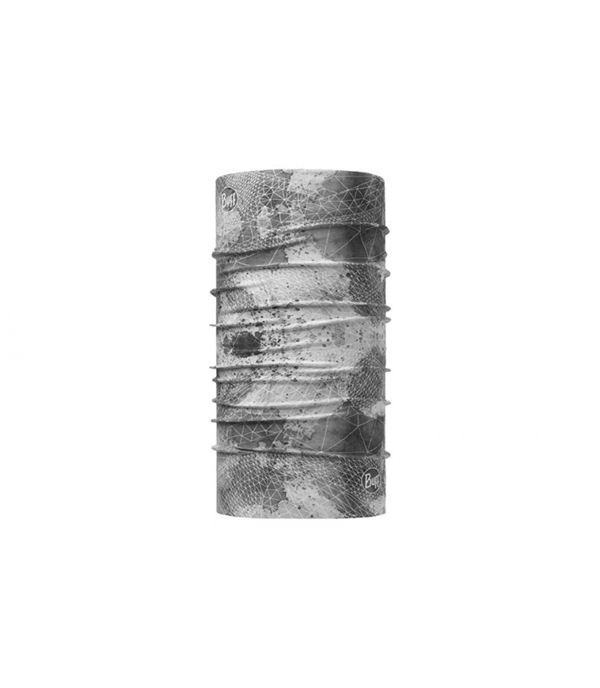 Buff gris clair imprimé