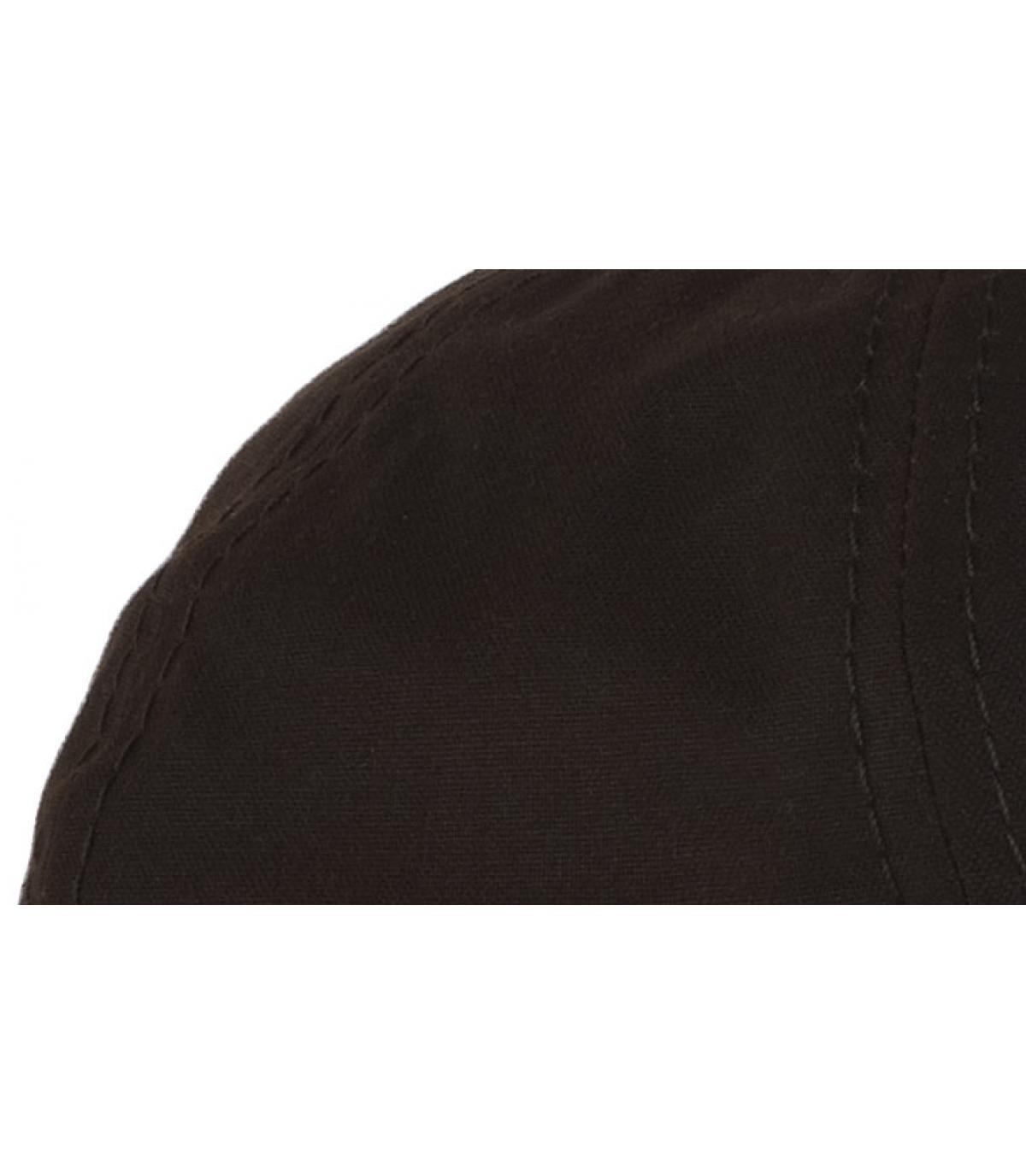 Hatteras coton huilé marron