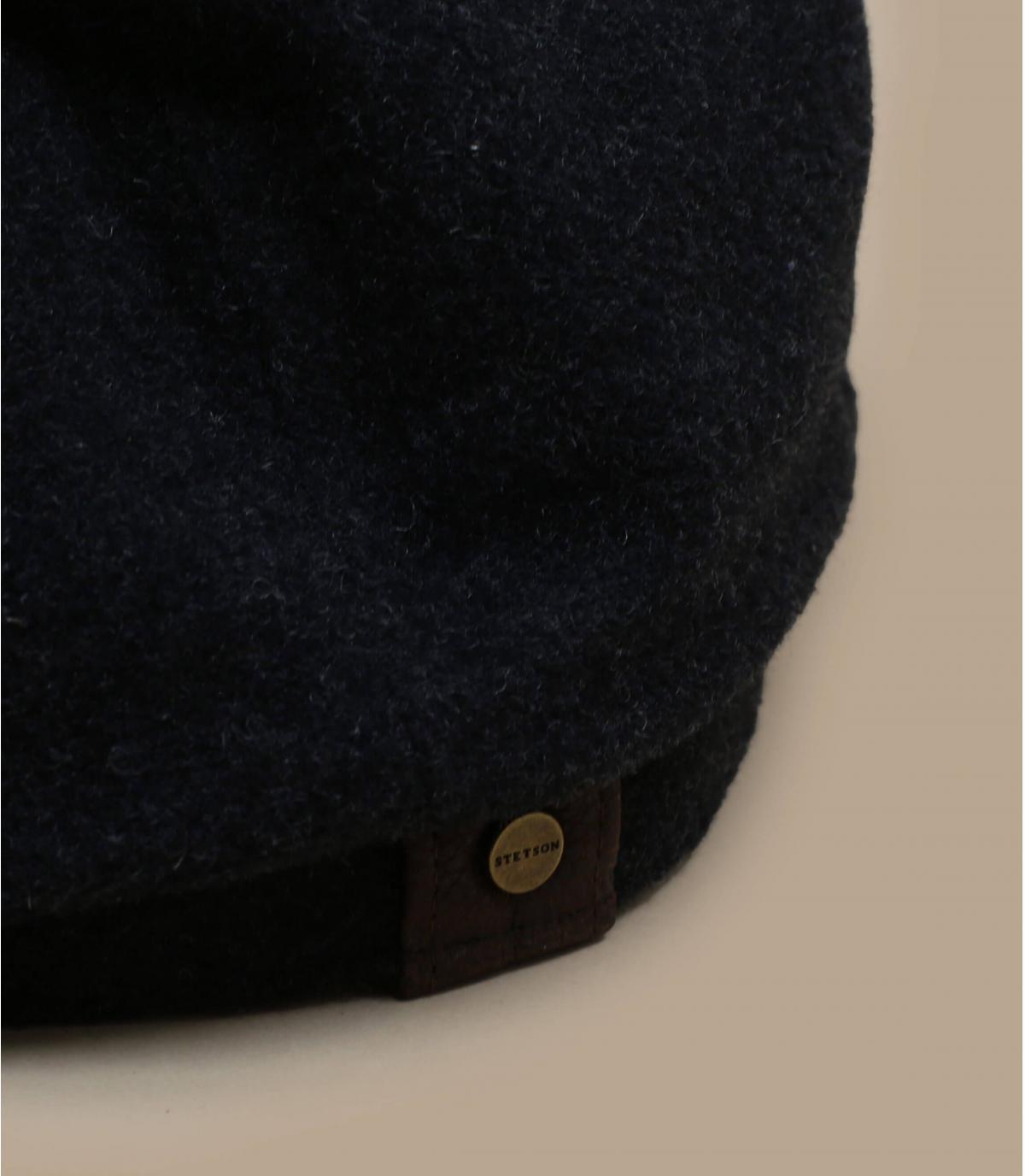Détails Hatteras antracite wool/cashmere - image 2