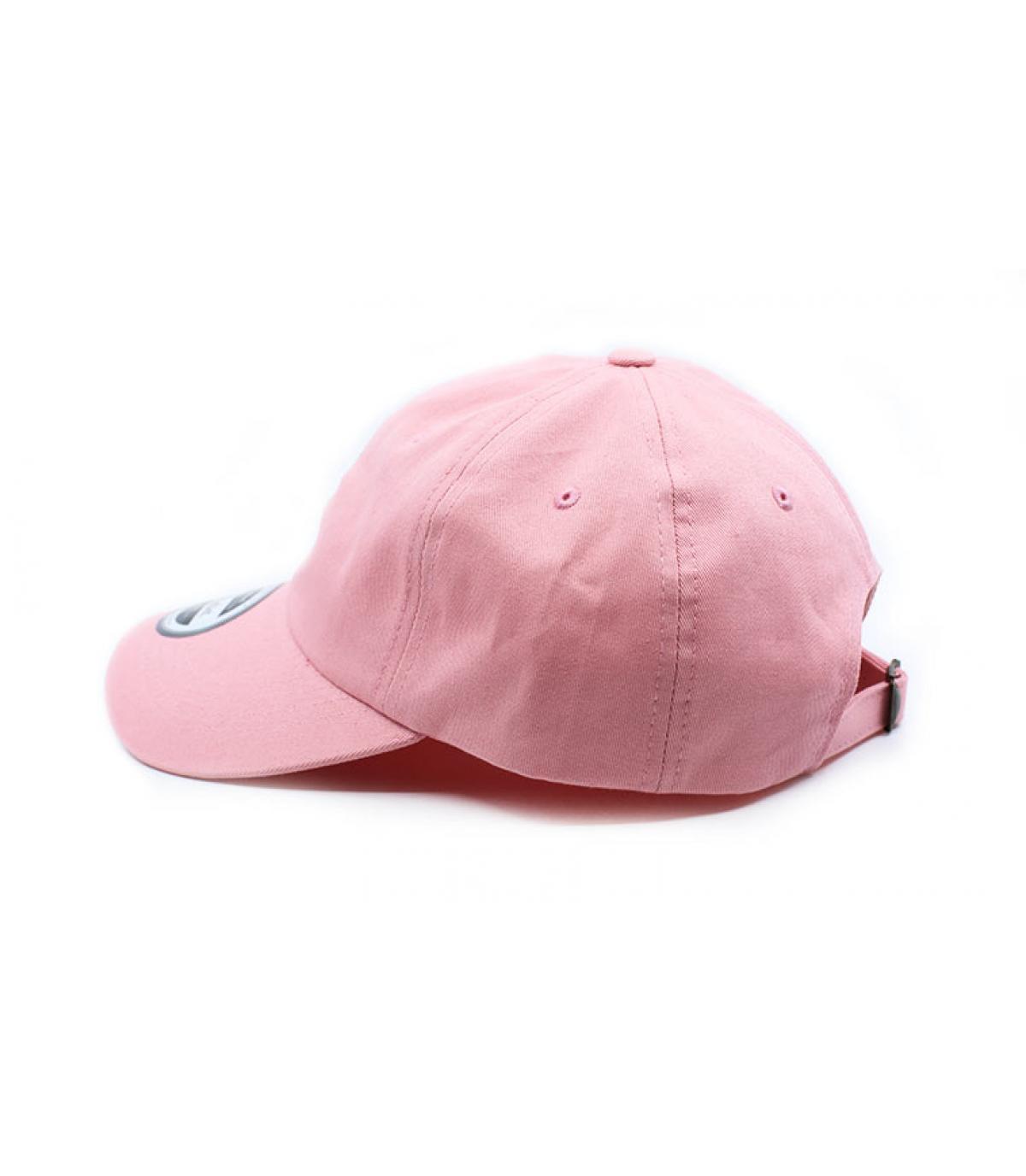 Détails Casquette Unicorns Are Real pink - image 4