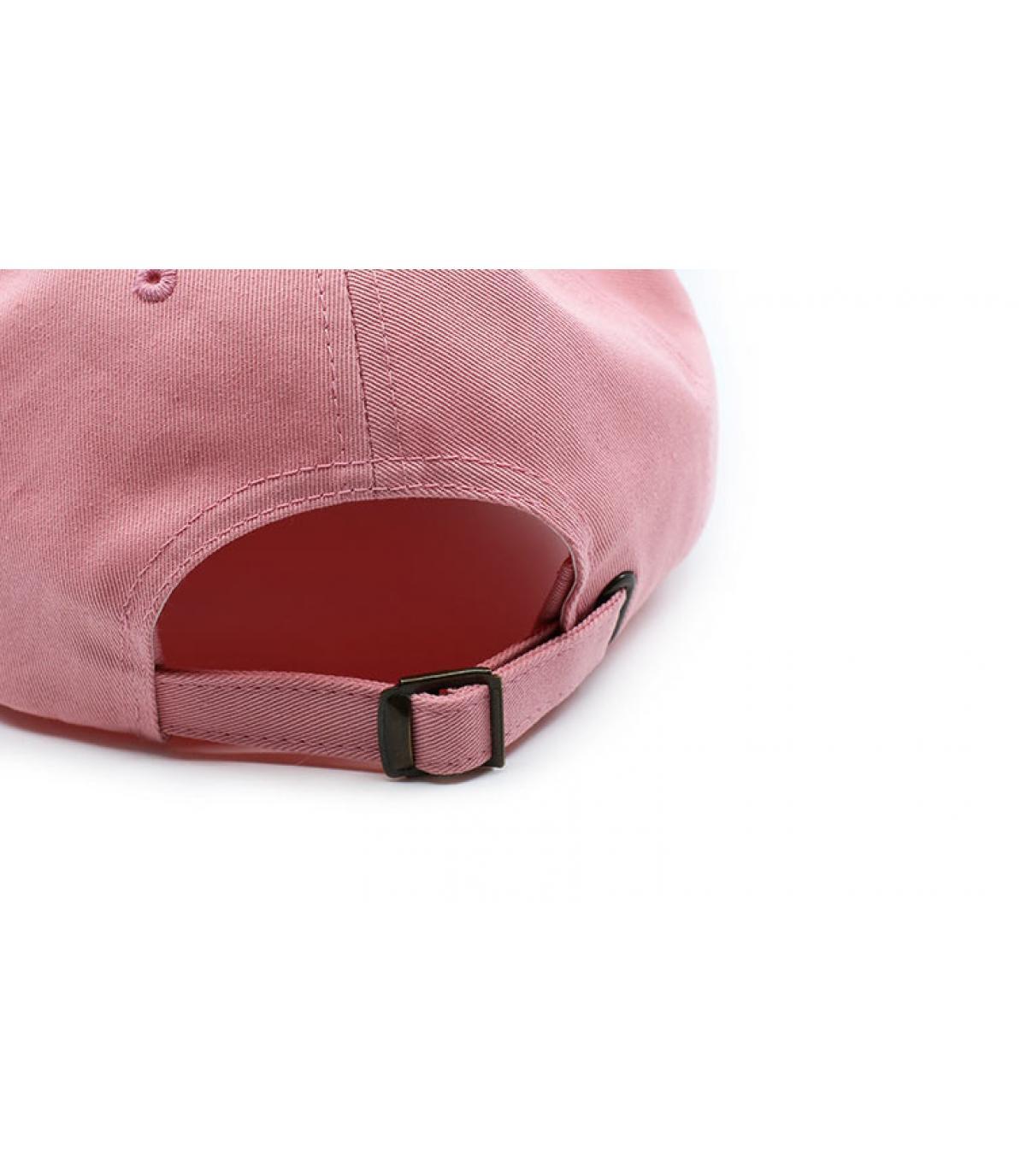 Détails Casquette Unicorns Are Real pink - image 5