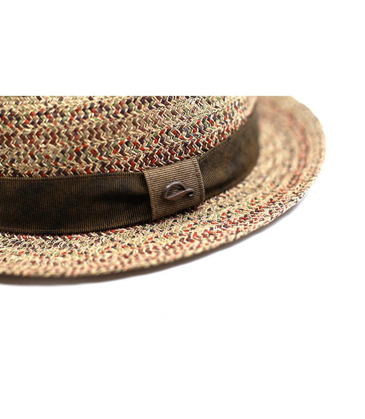 Détails Newman rouille marron - image 4