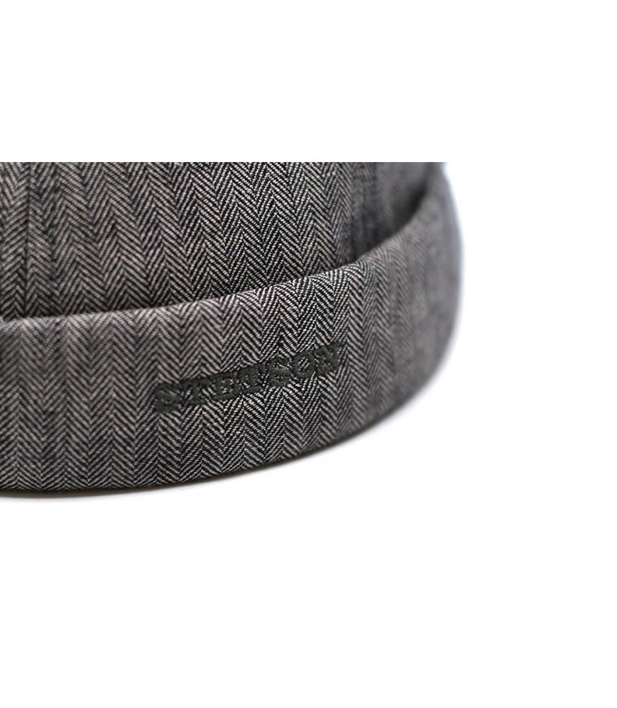 Détails Docker lin grey - image 3