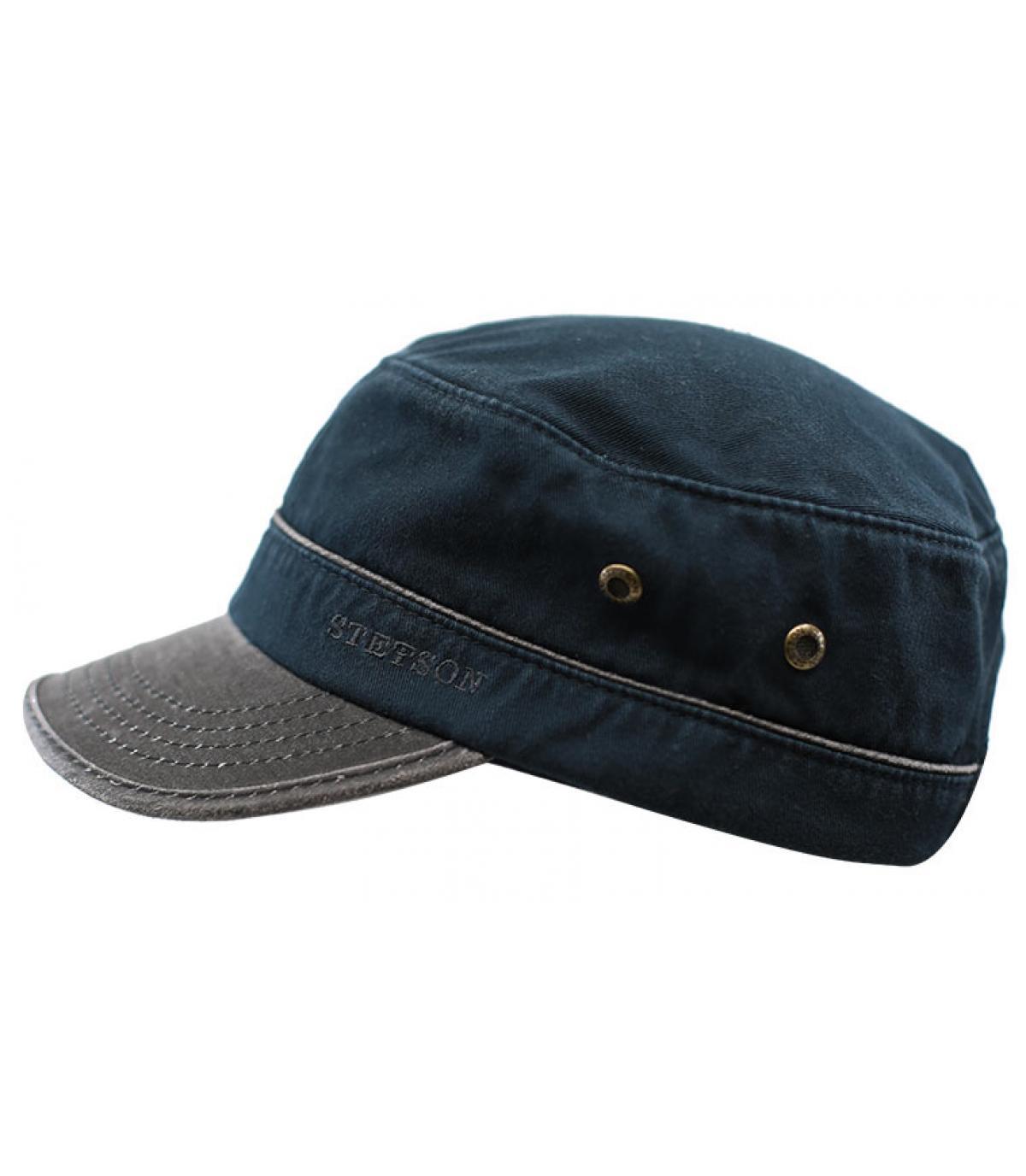 casquette army bleu marine