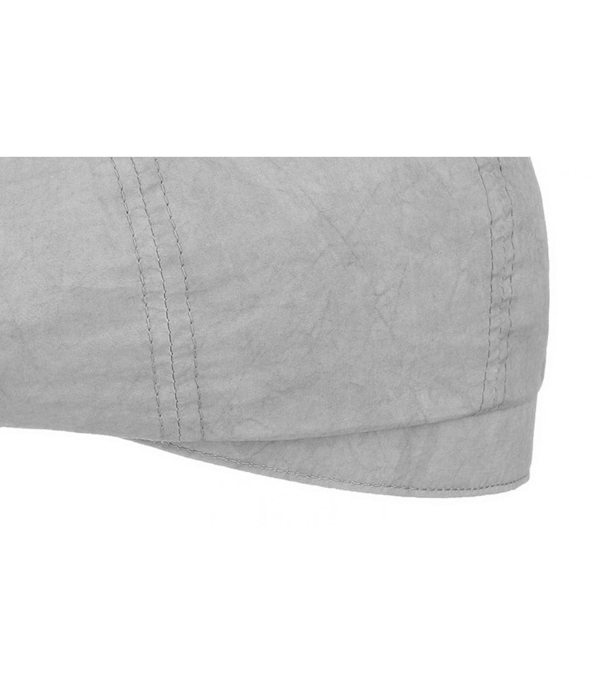 Détails Hatteras light weight coton grey - image 3