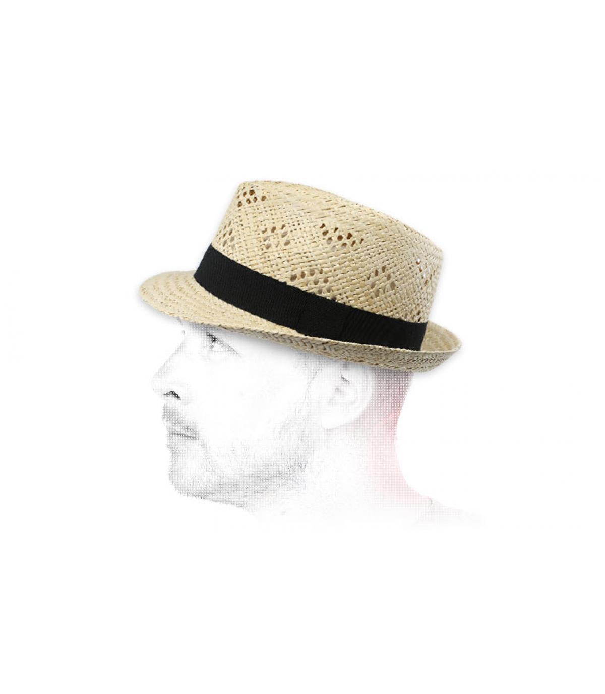 Chapeau été homme