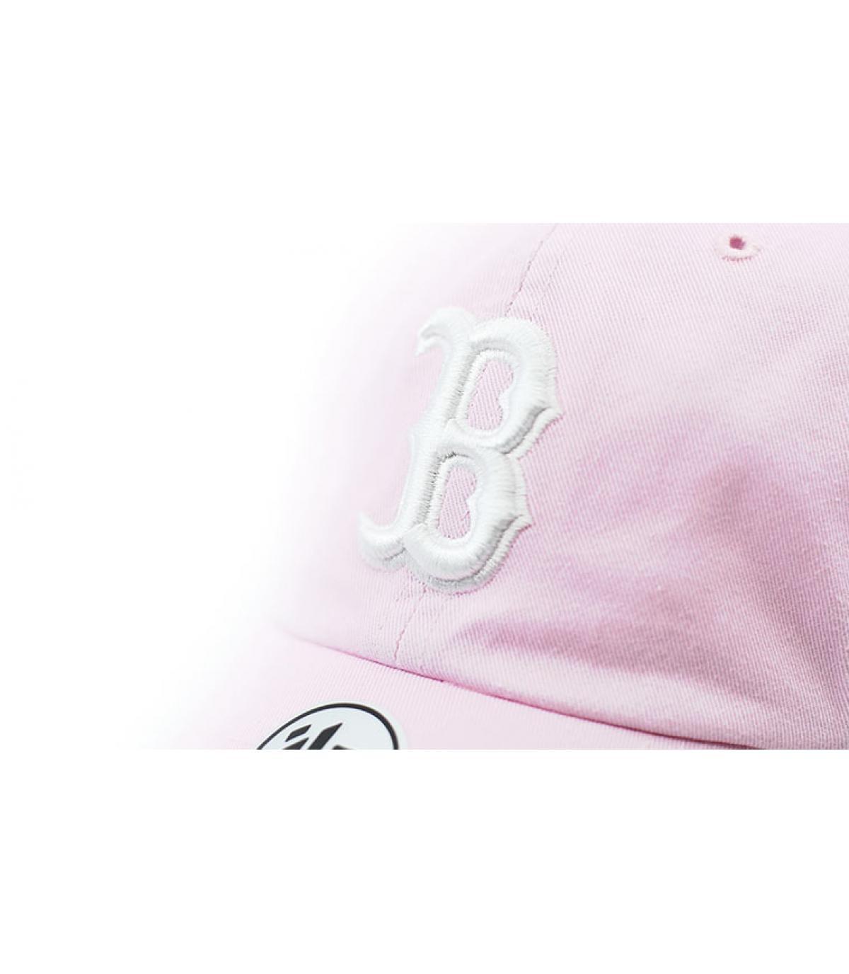 Détails Clean Up Boston petal pink - image 3