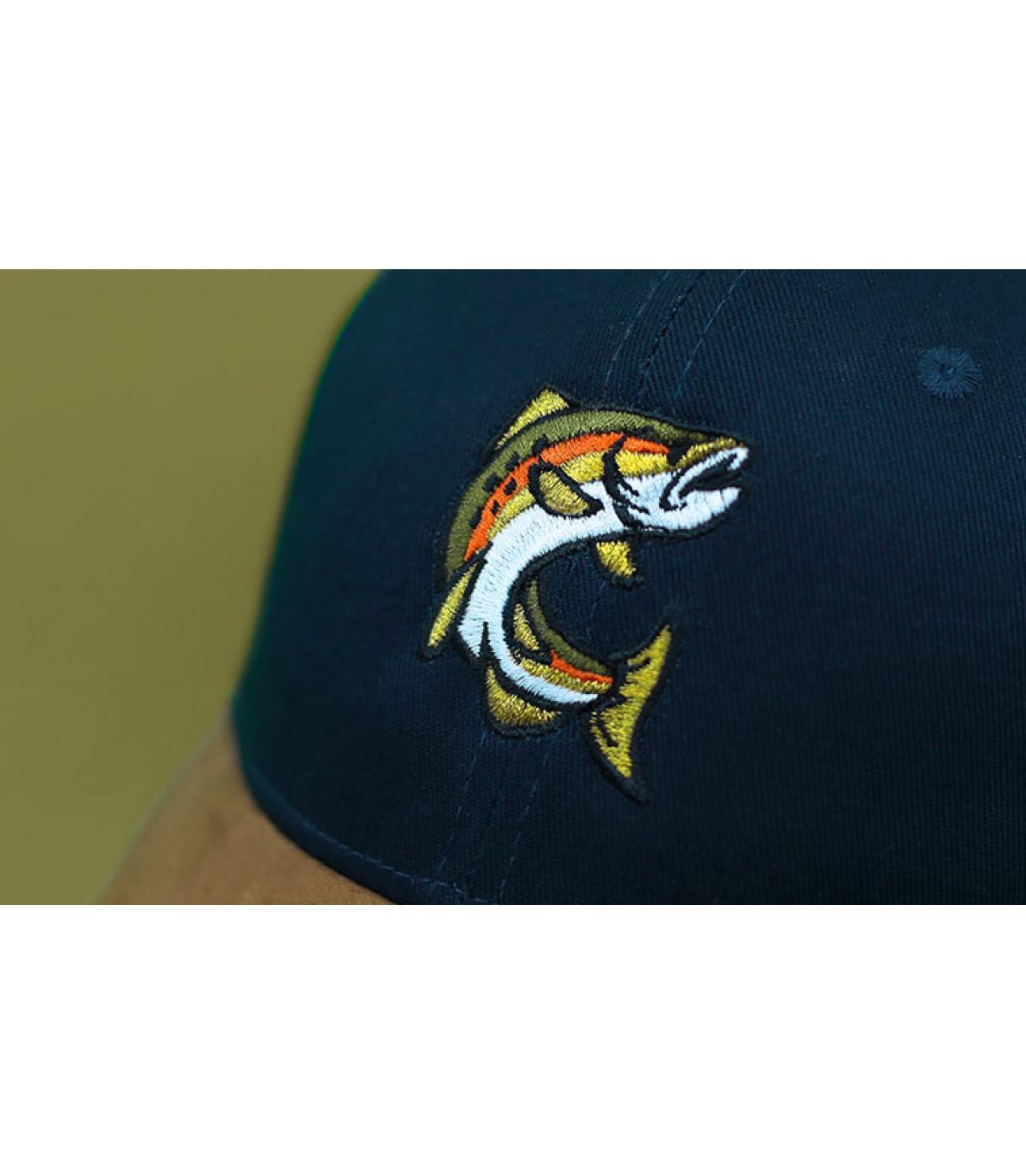 casquette de pêcheur