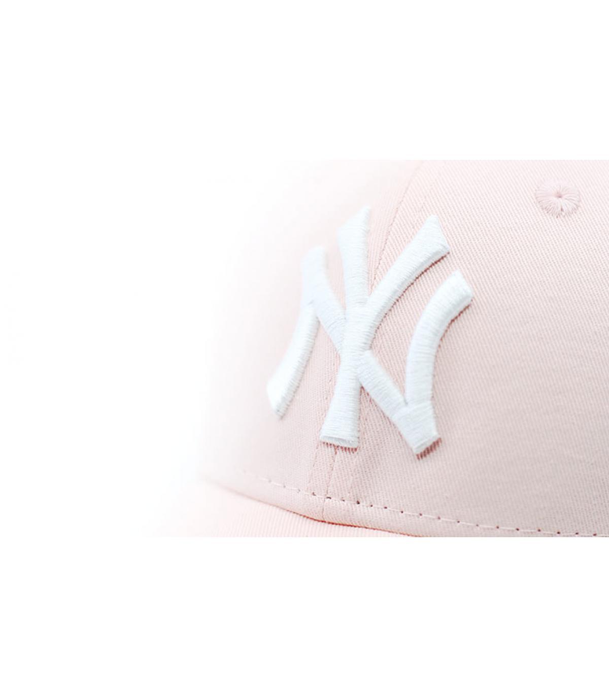 Détails Casquette League Ess 9Forty NY pink lemonade - image 3