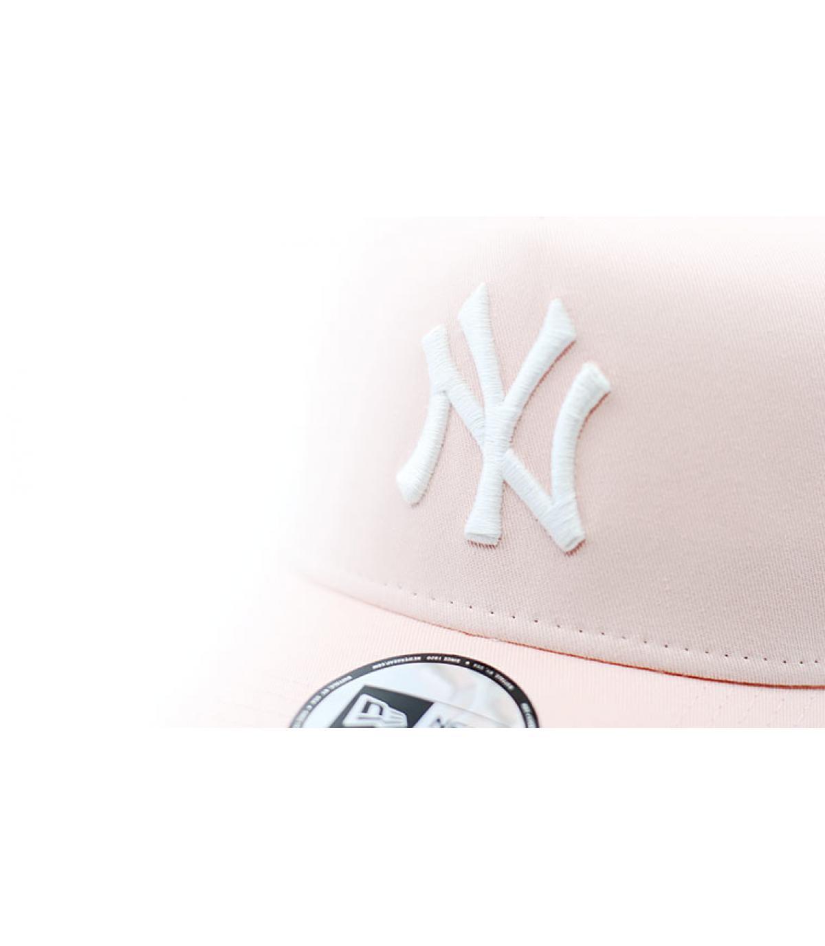 Détails Trucker League Ess NY pink lemonade - image 3