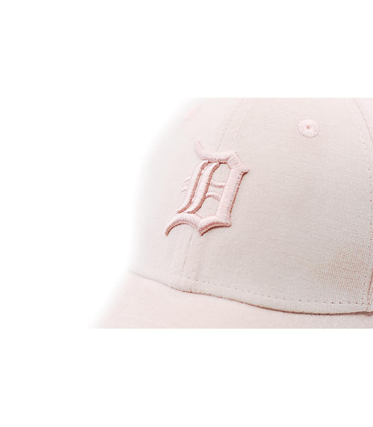 Détails Casquette Wmns Micro Cord Detroit pink - image 3