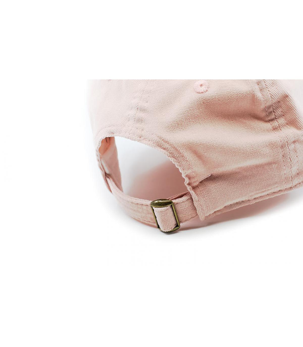Détails Casquette Wmns Micro Cord Detroit pink - image 5