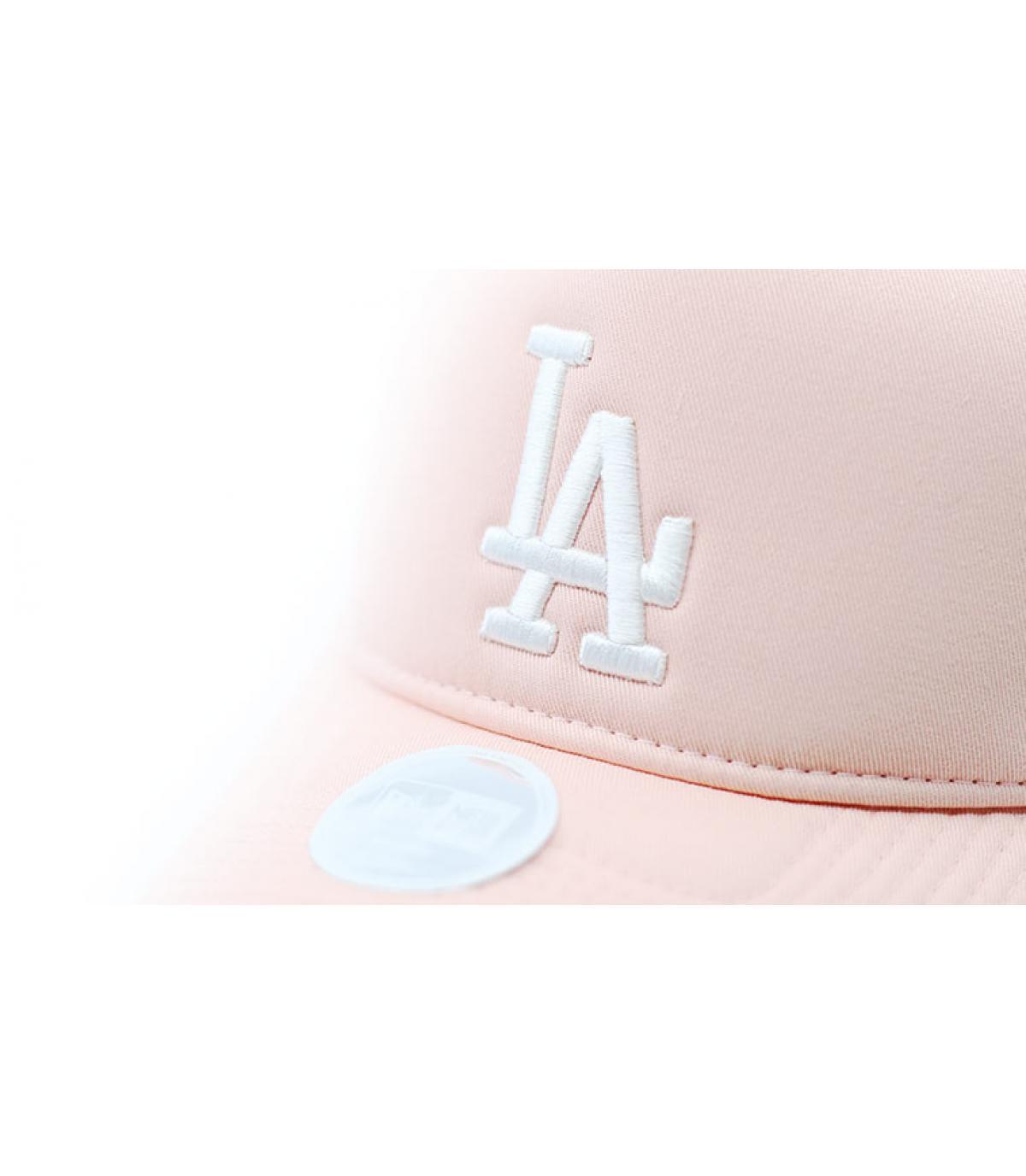 Détails Trucker Wmns League Ess LA pink - image 3