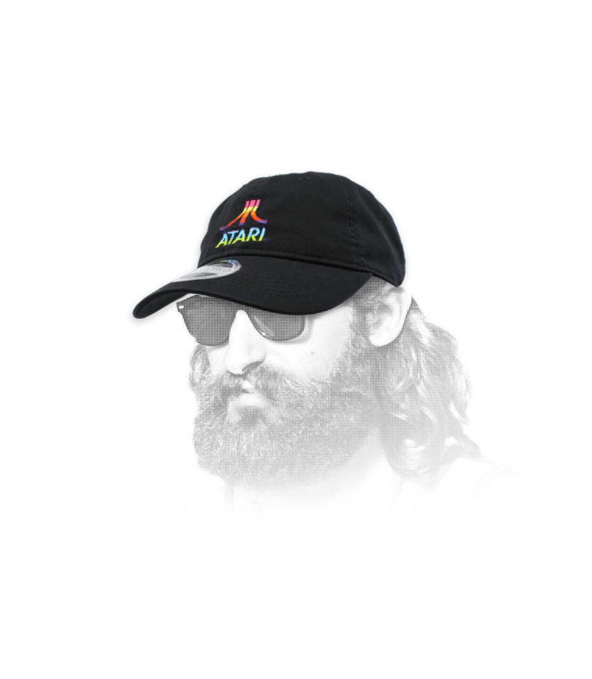 casquette Atari logo