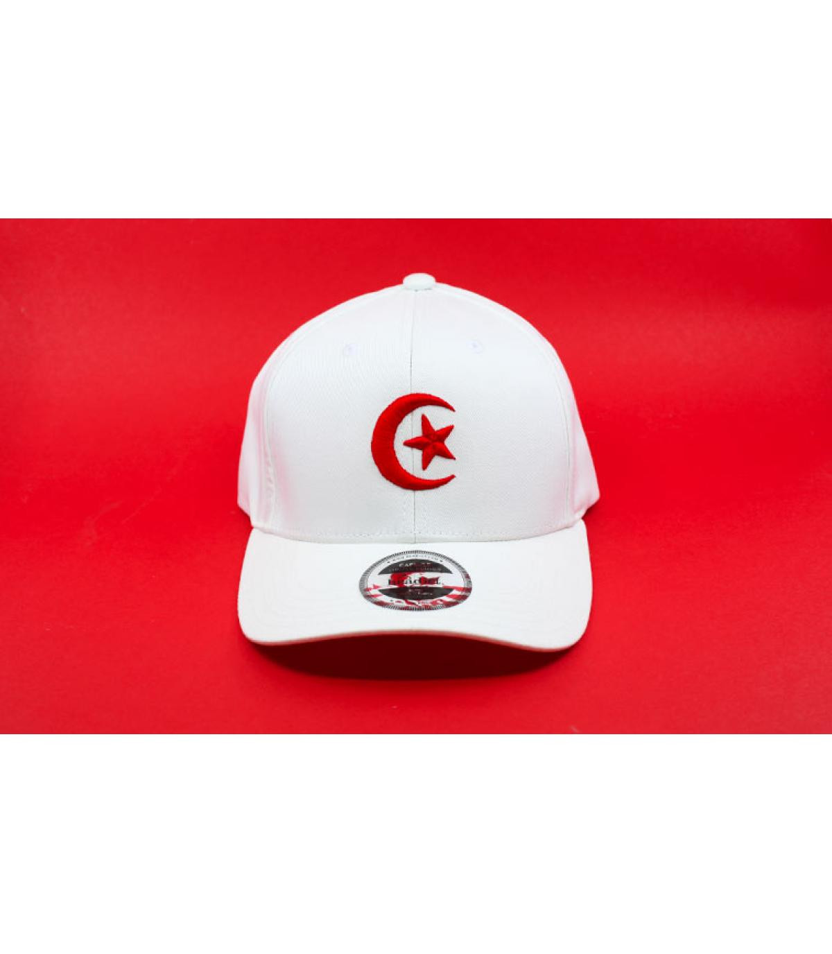 Détails Casquette Tunisie - image 3