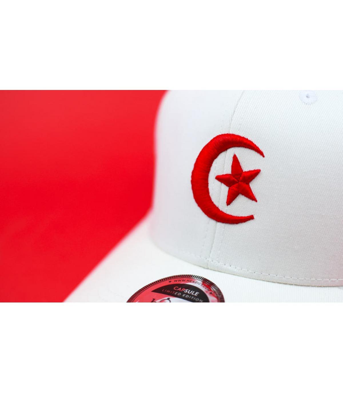 Détails Casquette Tunisie - image 4