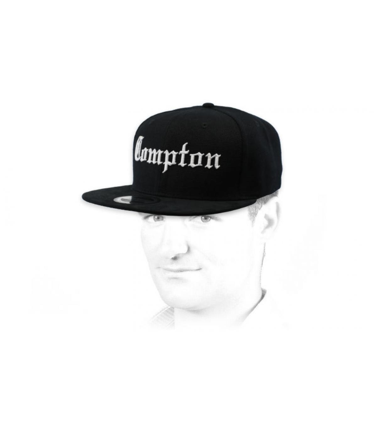 bdd04b582b871 Casquette Hip Hop, Rap US & Français, Casquette visière plate - Headict