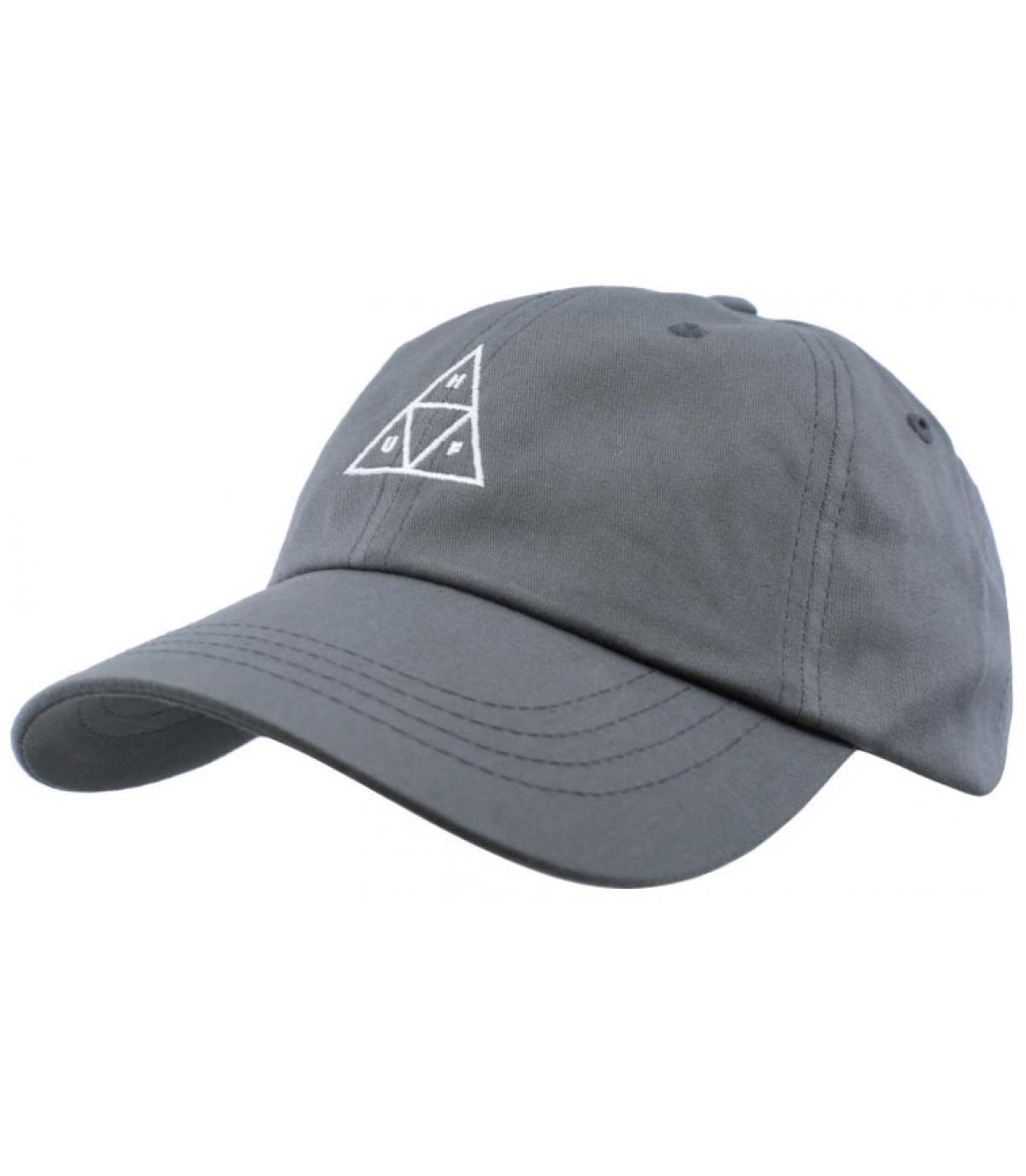 casquette Huf gris