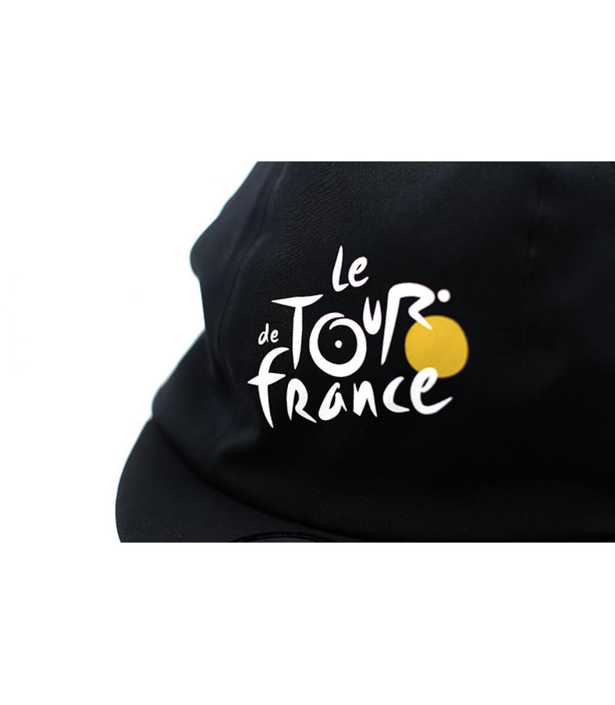 Détails Casquette Tour de France Cycling black - image 3