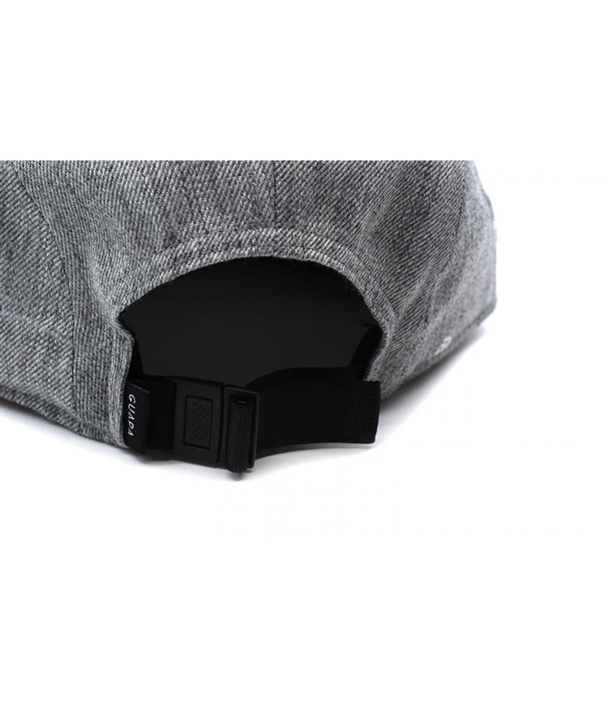 Détails Volley 5 Panel heather grey - image 6