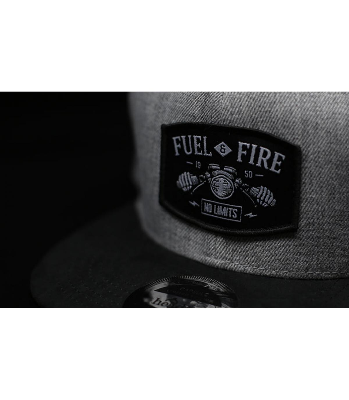 Détails Snapback Fuel & Fire - image 4