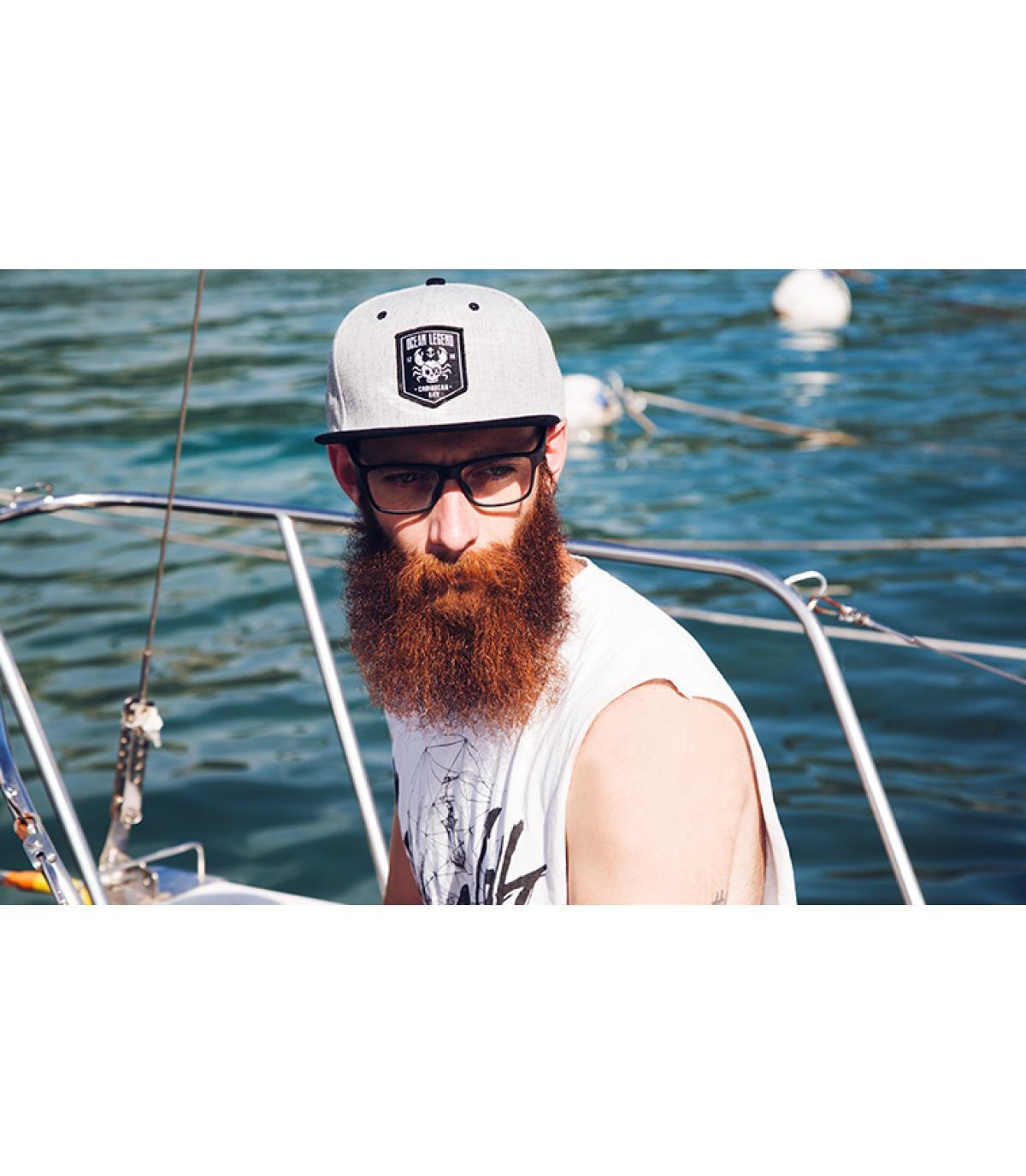 Détails Snapback Ocean Legend - image 6