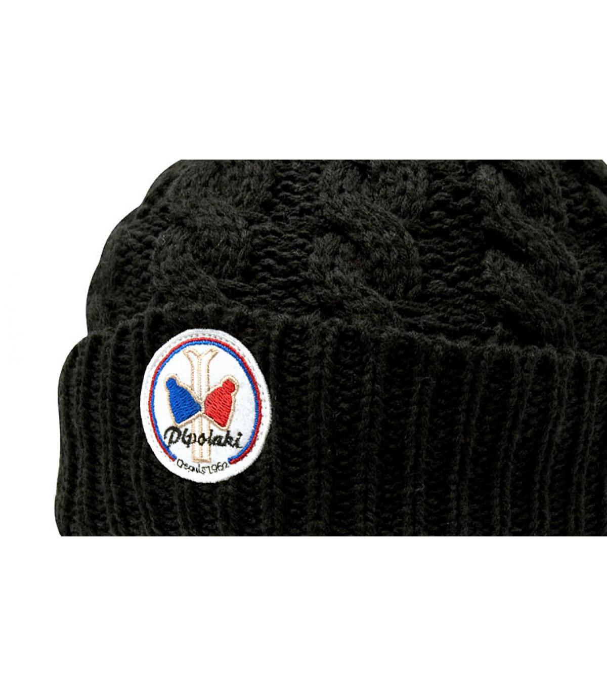 Bonnet gstaad noir