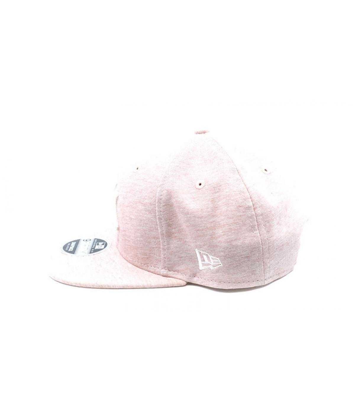 Détails Snapback Jersey Brights 9Fifty NY pink - image 4