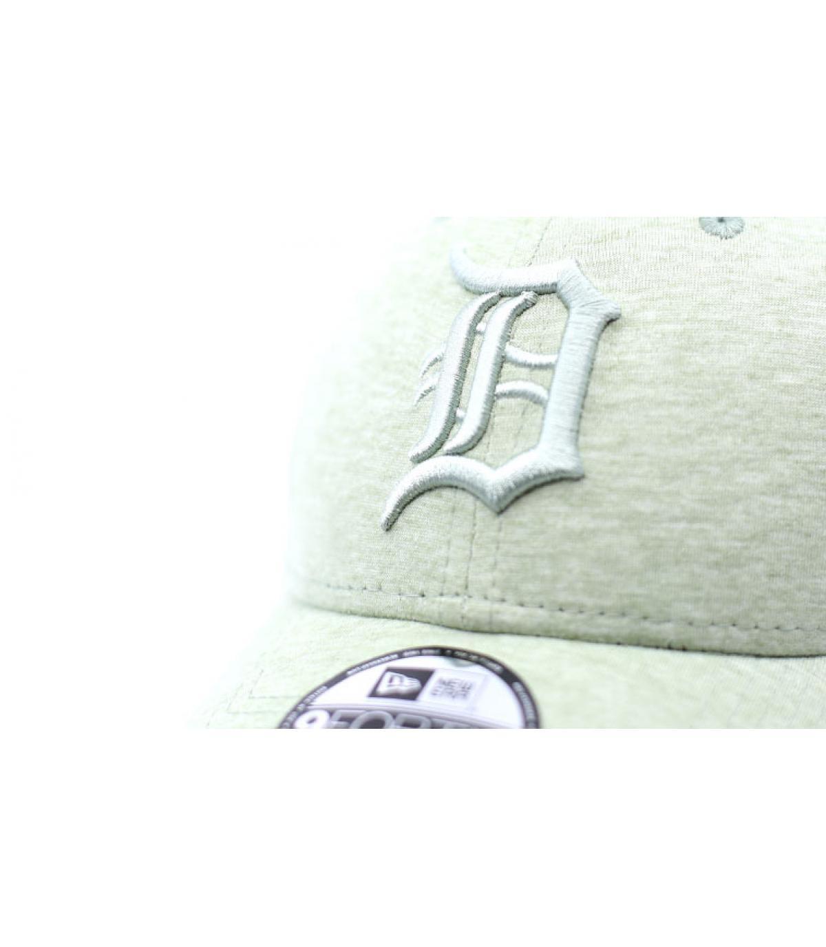 Détails Casquette Jersey brights 9Forty Detroit mint - image 3