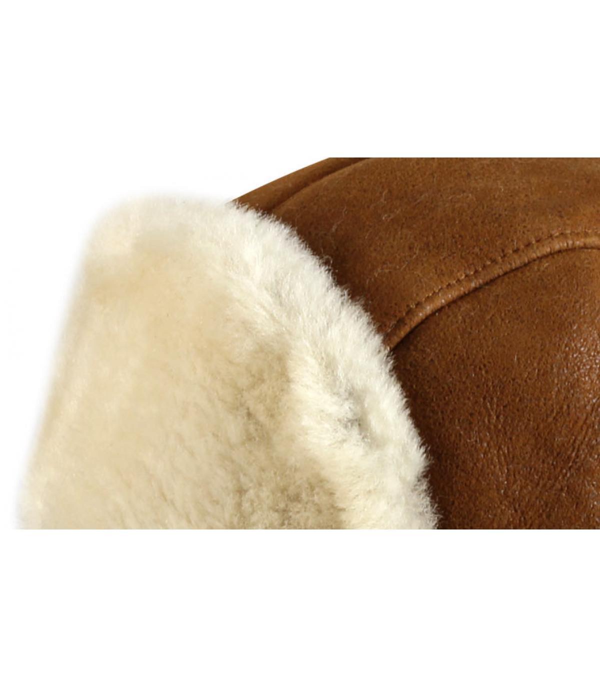 Chapka peau mouton