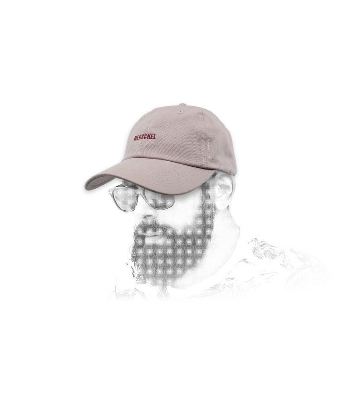 dfa326c4e8877 Dad hat - Casquette destructurée - Headict