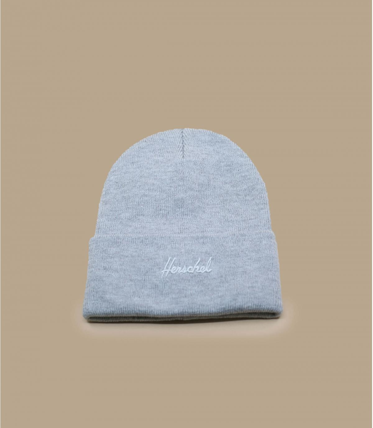 bonnet gris chiné Herschel