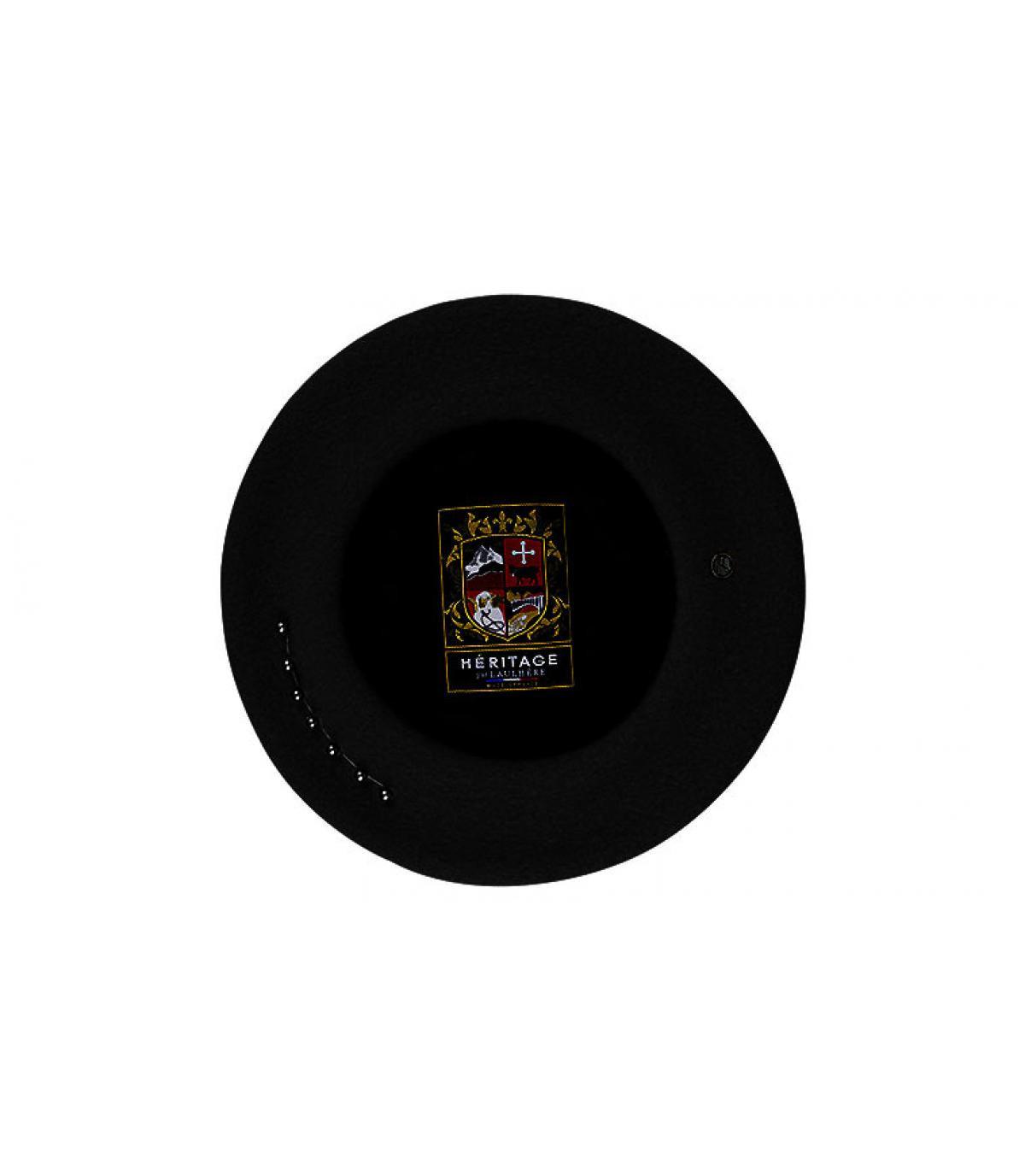 Détails Belleville noir - image 3