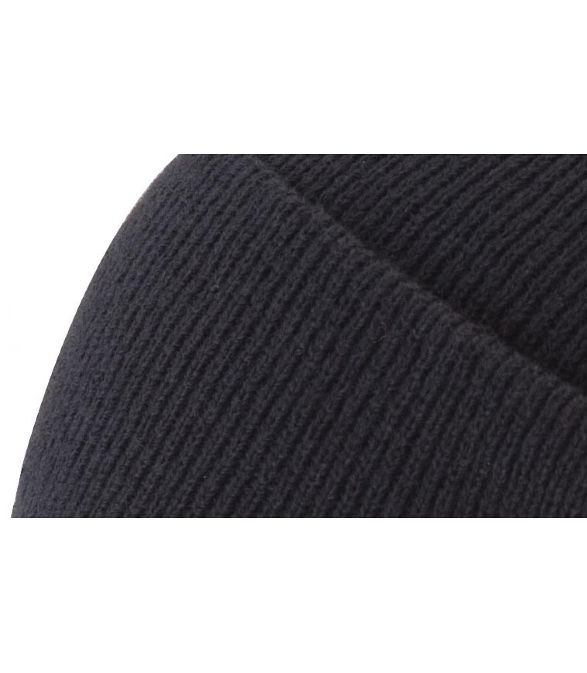 Détails The uniform solid black - image 2