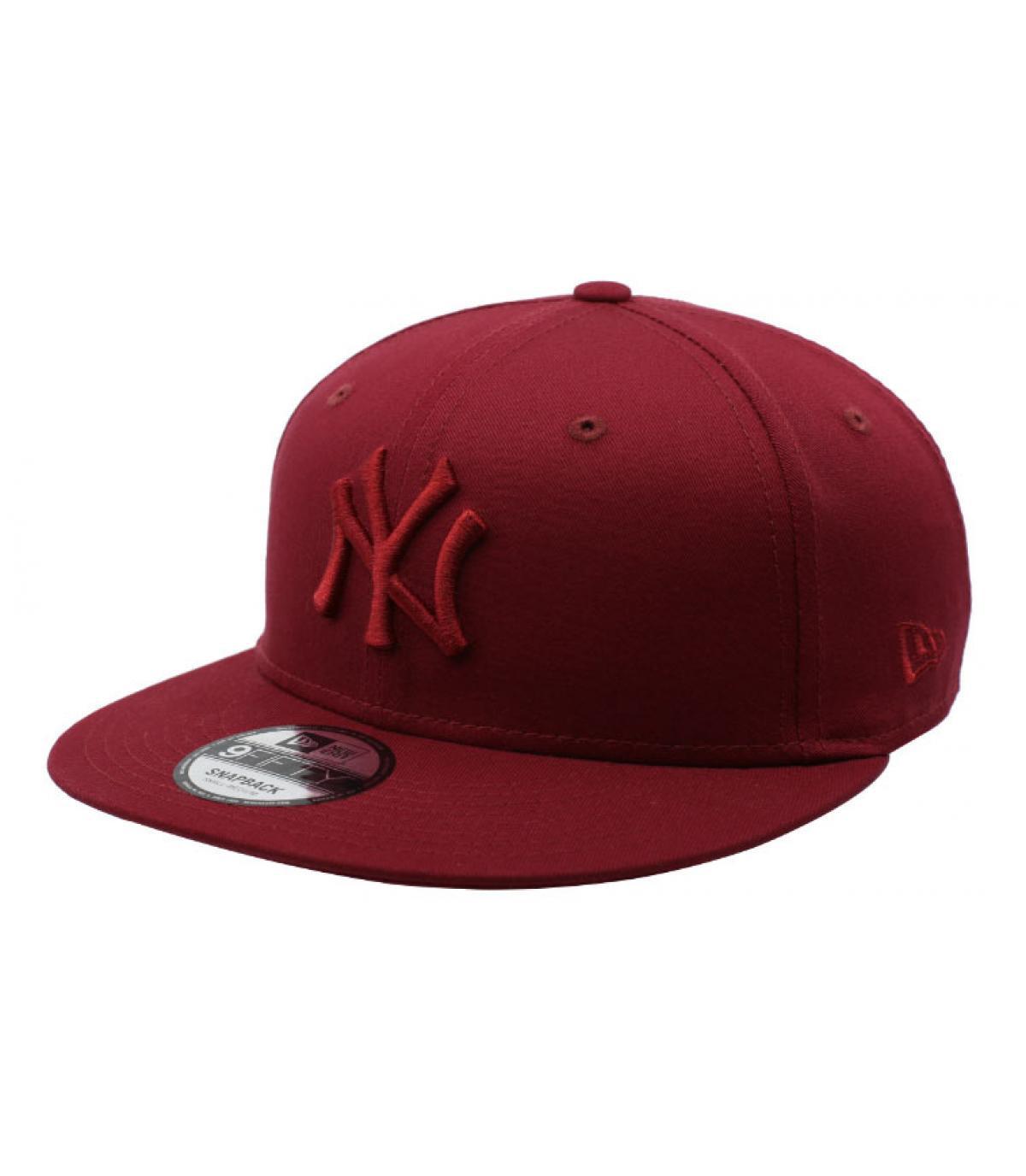 Détails Snapback League Ess 9Fifty NY cardinal - image 2