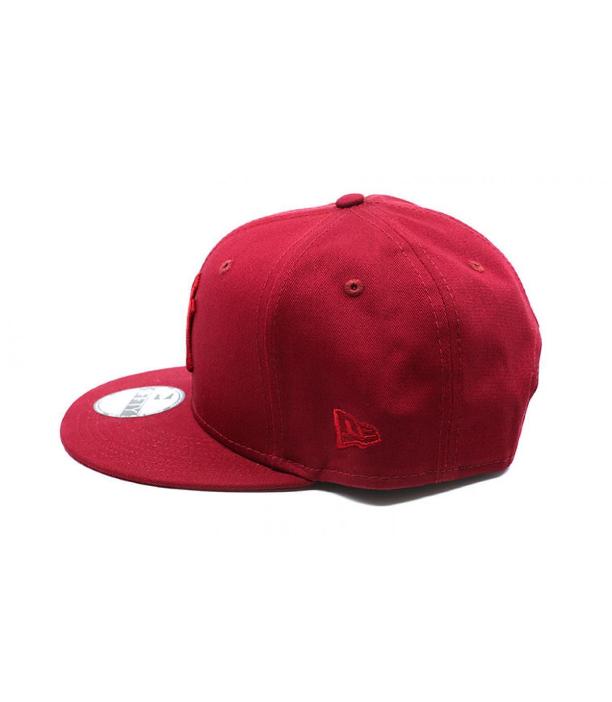 Détails Snapback League Ess 9Fifty NY cardinal - image 4
