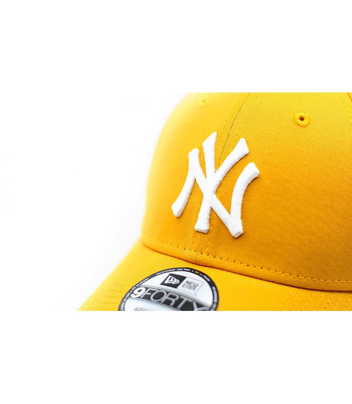 Détails Casquette League Ess 9forty NY butternut - image 3
