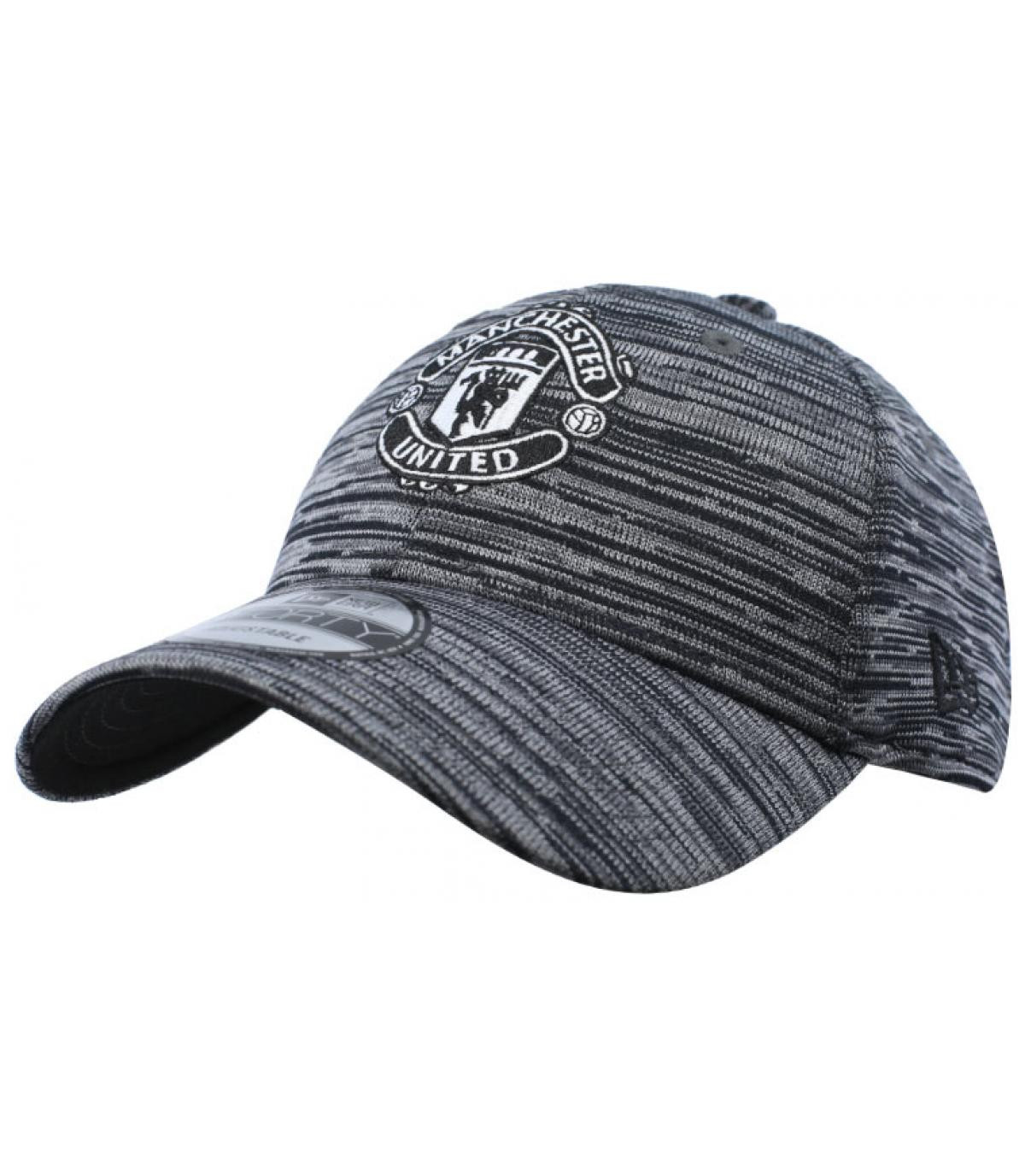 Détails Casquette Engineered 9Forty Manchester black - image 2