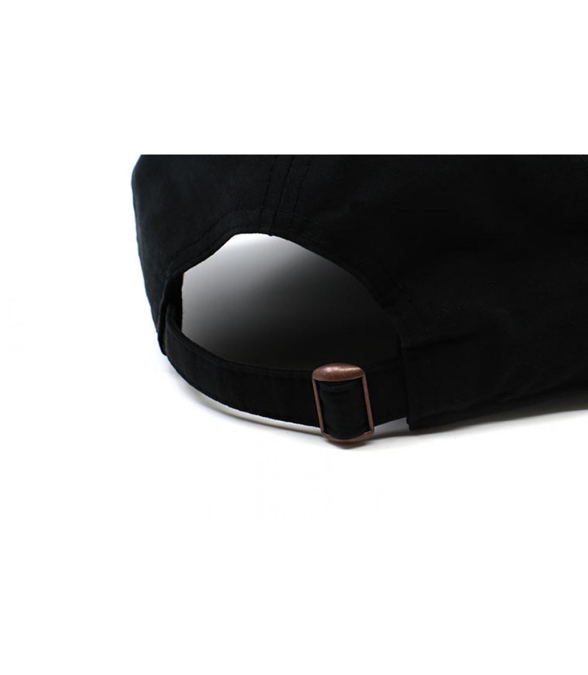 Détails Casquette Light Wight Nylon Packable 9Twenty NY black - image 5