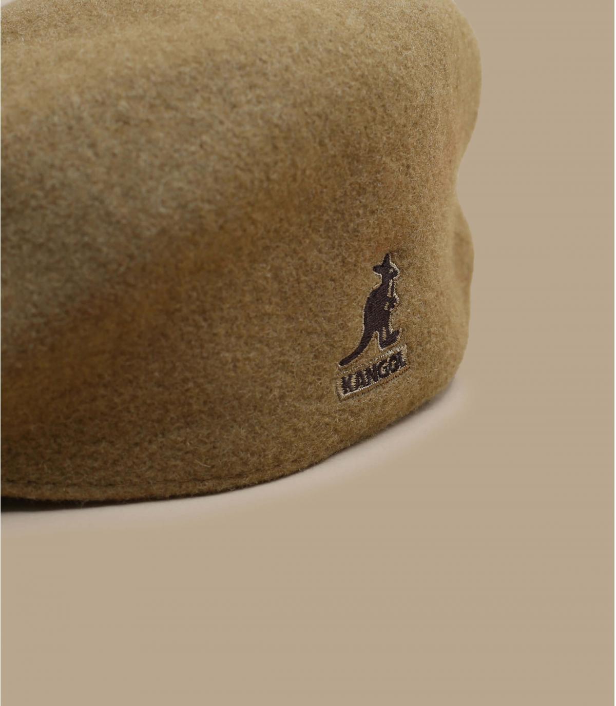 Détails 504 wool camel - image 2
