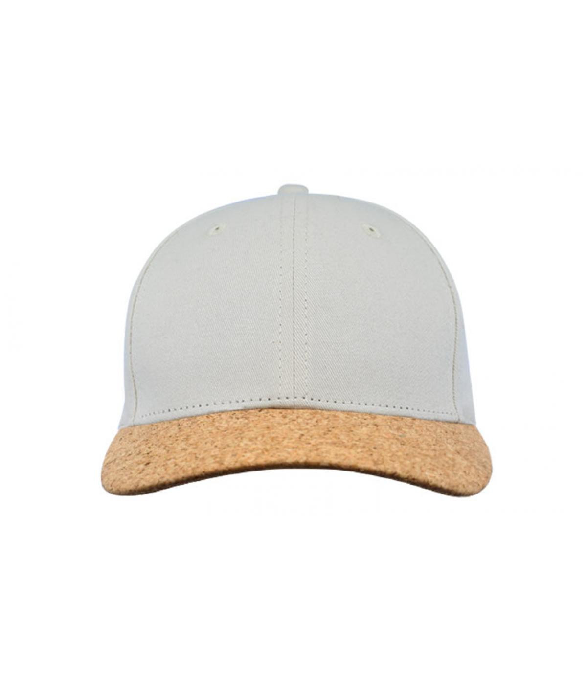 curve blank beige cork