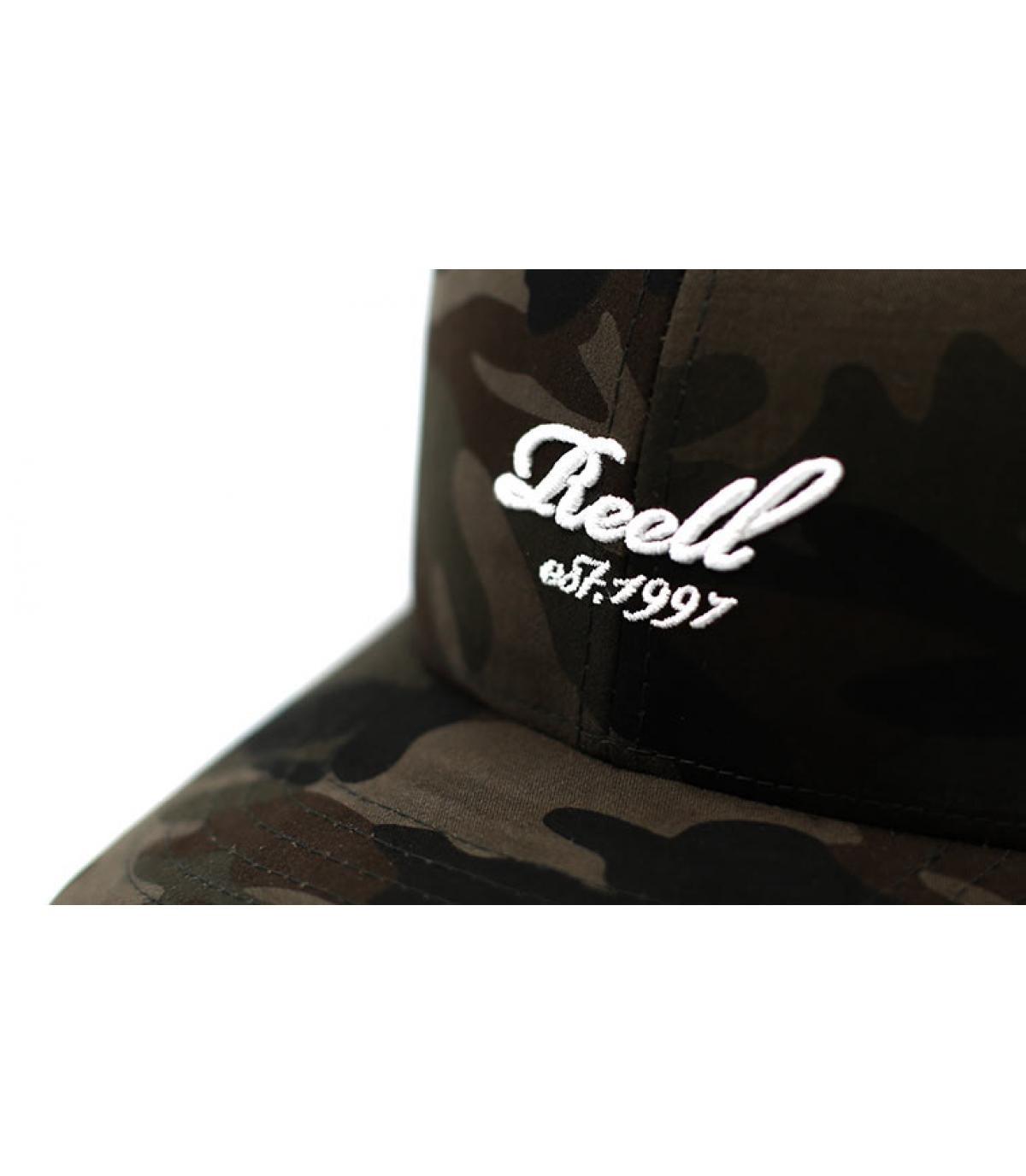 Détails Trucker script camouflage - image 3