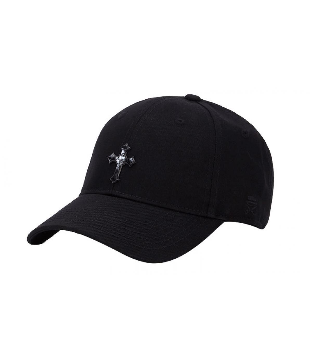 casquette Marley noire