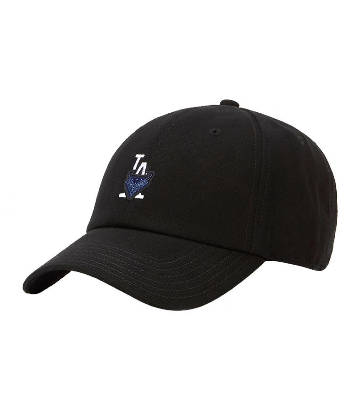 casquette LA bandana noir