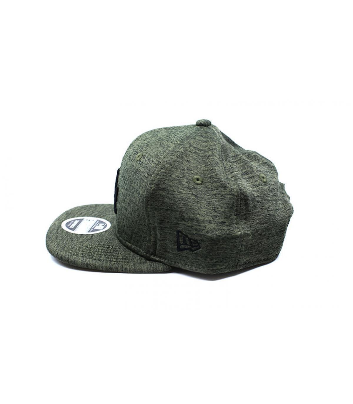 Détails Snapback Dryswitch Jersey 9Fifty LA olive black - image 4