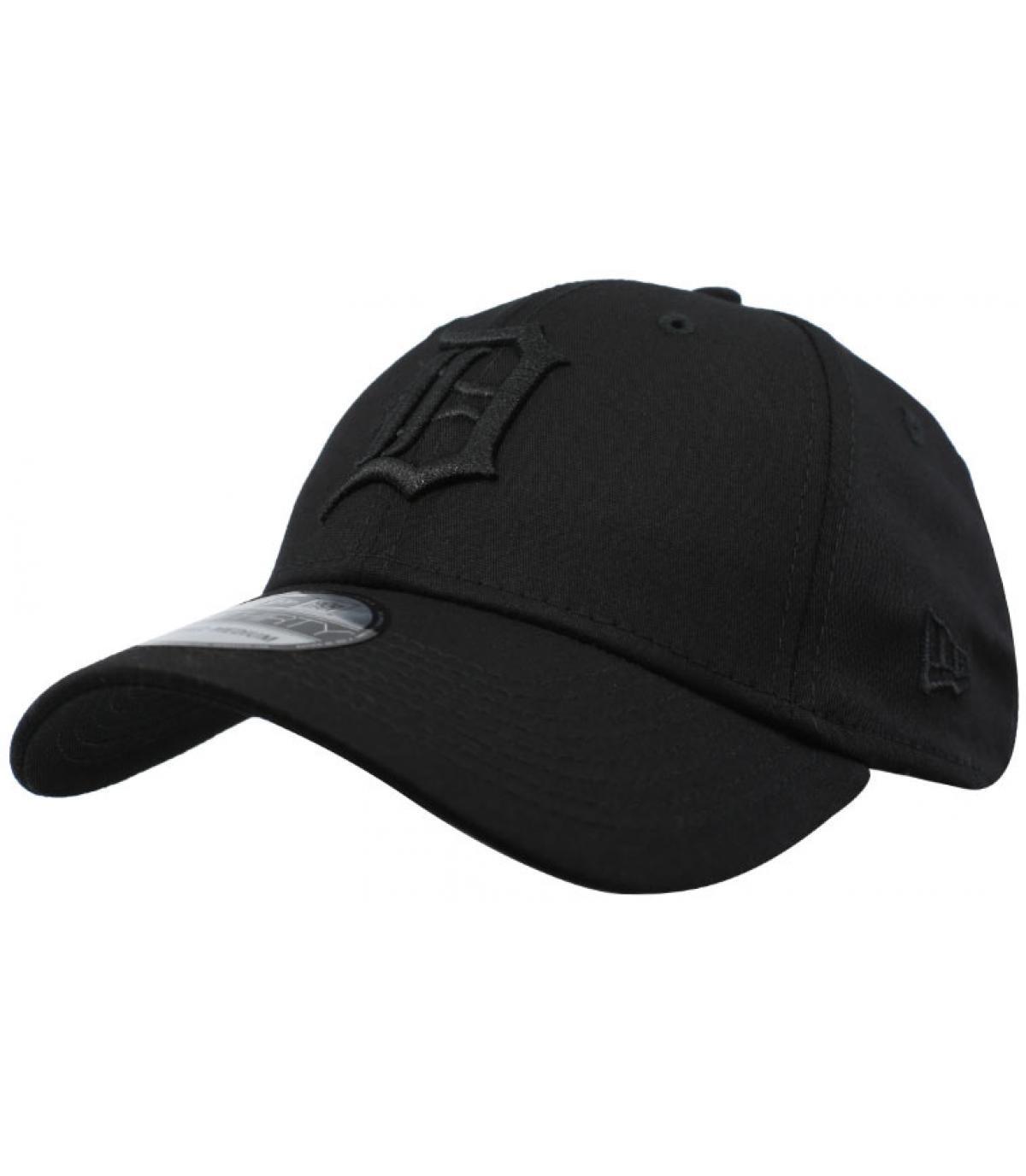 casquette Detroit noir