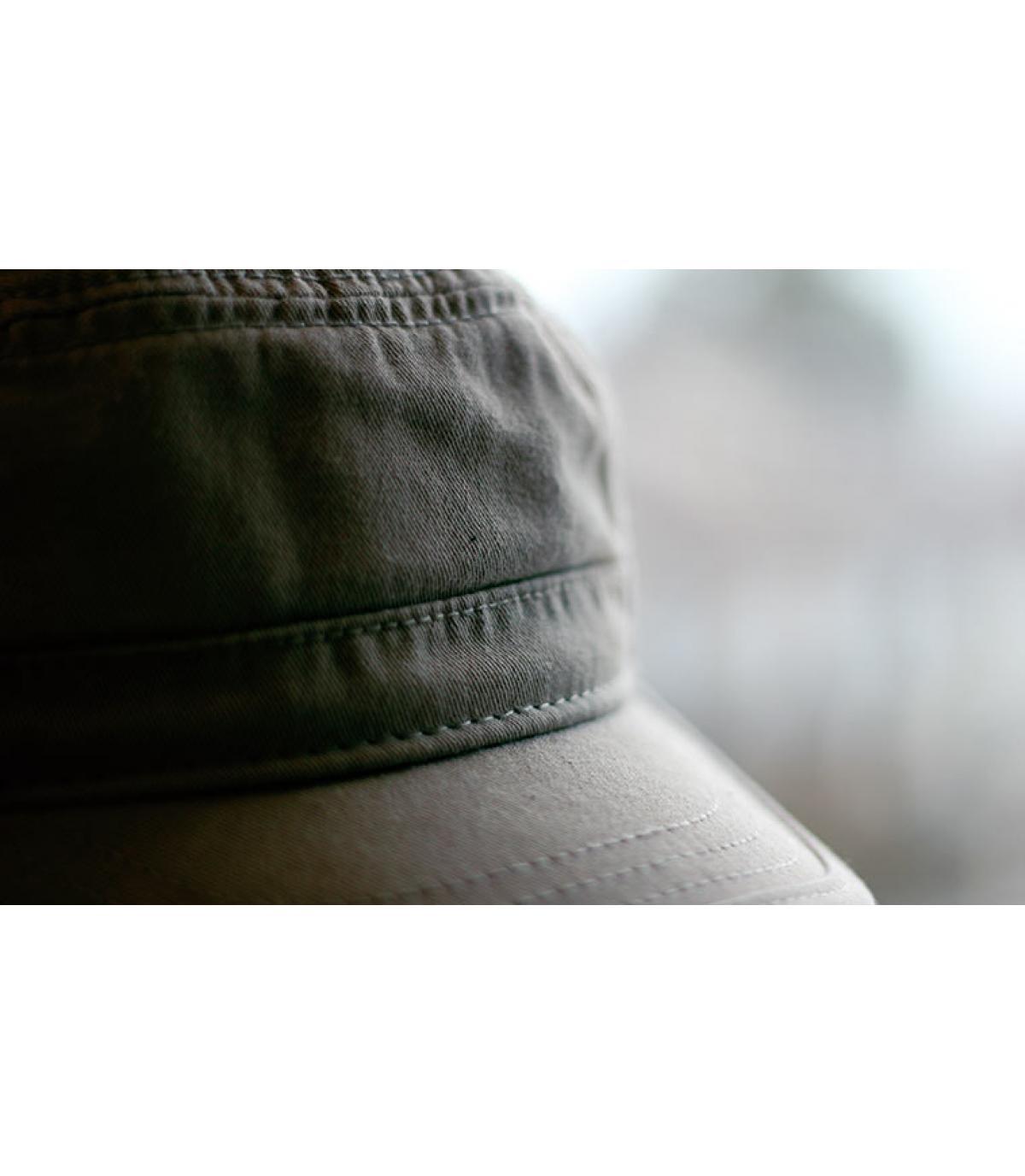 Casquette army khaki stetson