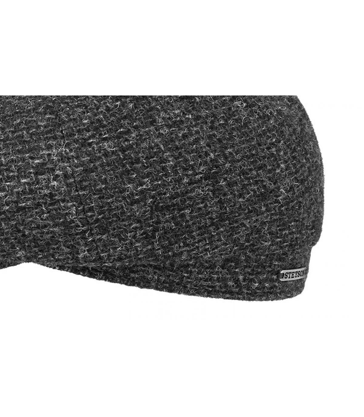 Détails Hatteras Wool grey - image 3