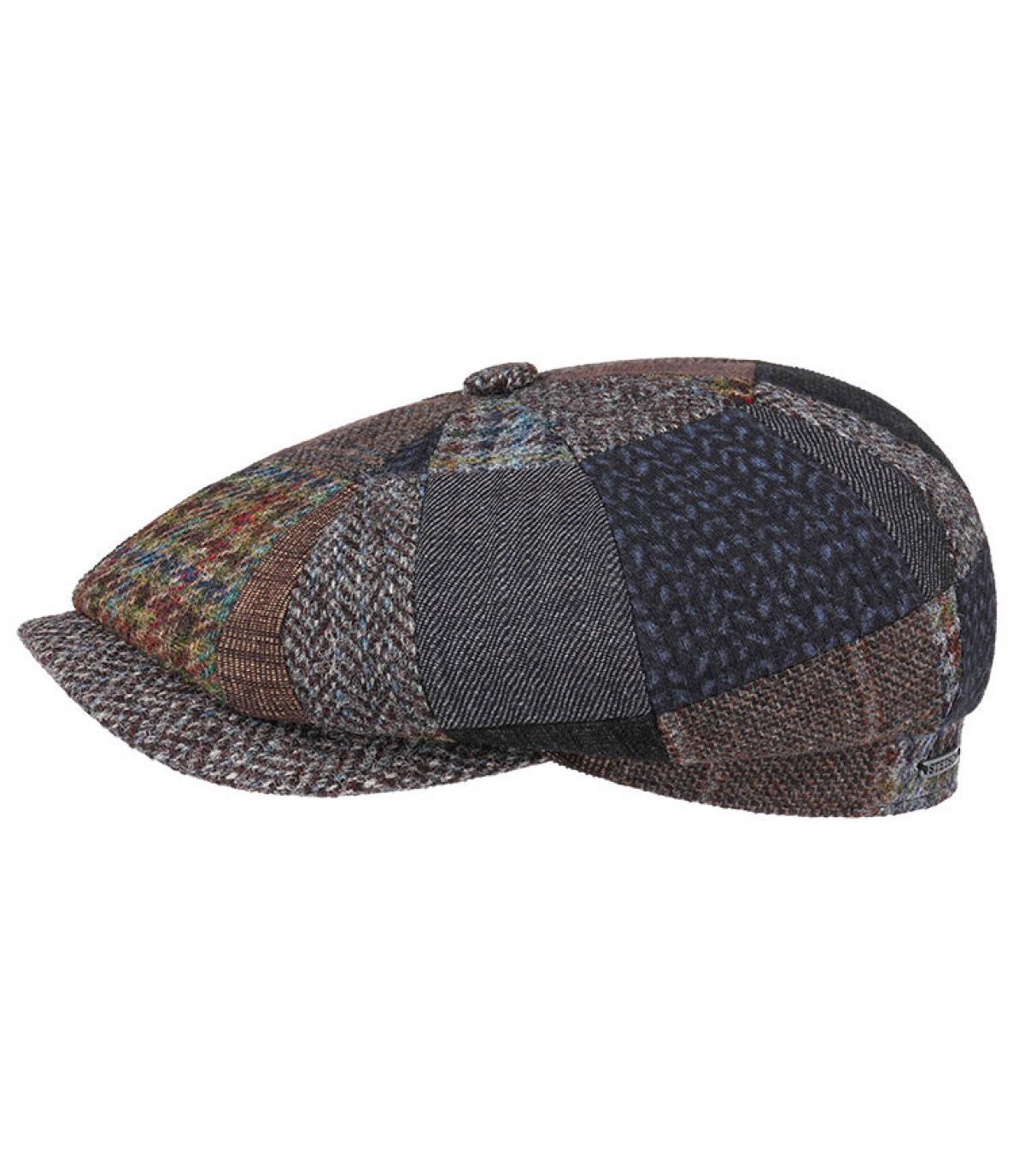 casquette gavroche laine