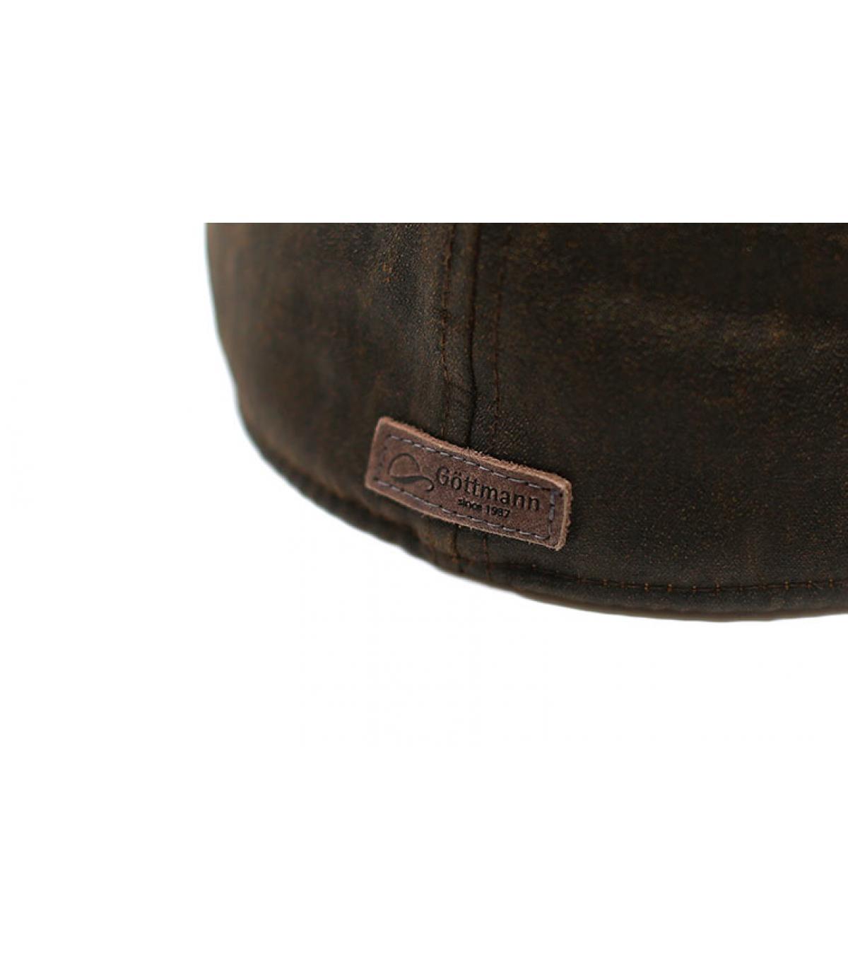 Détails Brentford coton marron - image 3